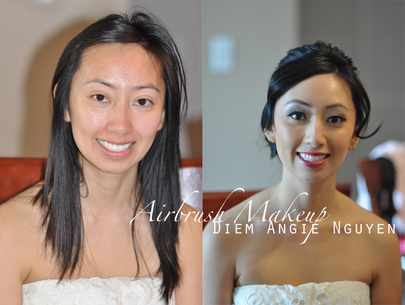 Airbrush Makeup vs Regular Makeup? Before & After- Turning ...
