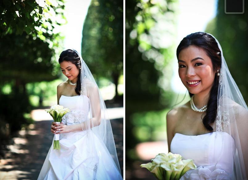 Wedding Hair And Makeup Look