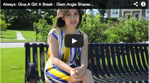 Diem Angie Give A Girl A Break