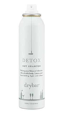 DDRYBAR Detox Dry Shampoo