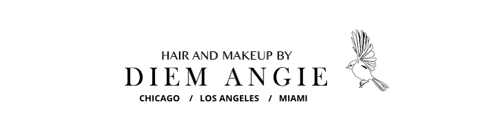 Professional Chicago Hair and Makeup Artist – Diem Angie logo